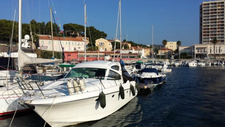 Calanques Marseille - Port de Carry le Rouet