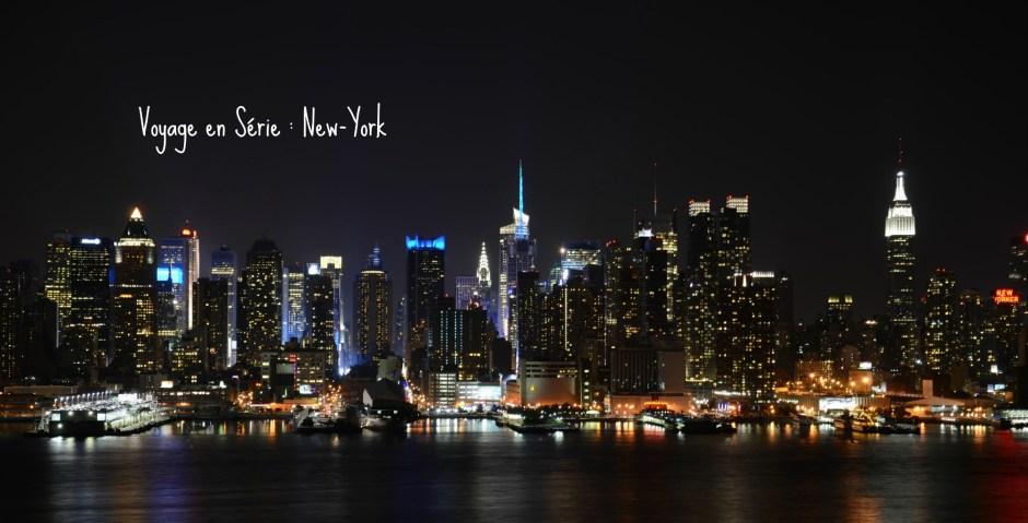 voyage en série new-york