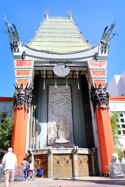 Que faire à los angeles - Chinese Theatre Hollywood Boulevard
