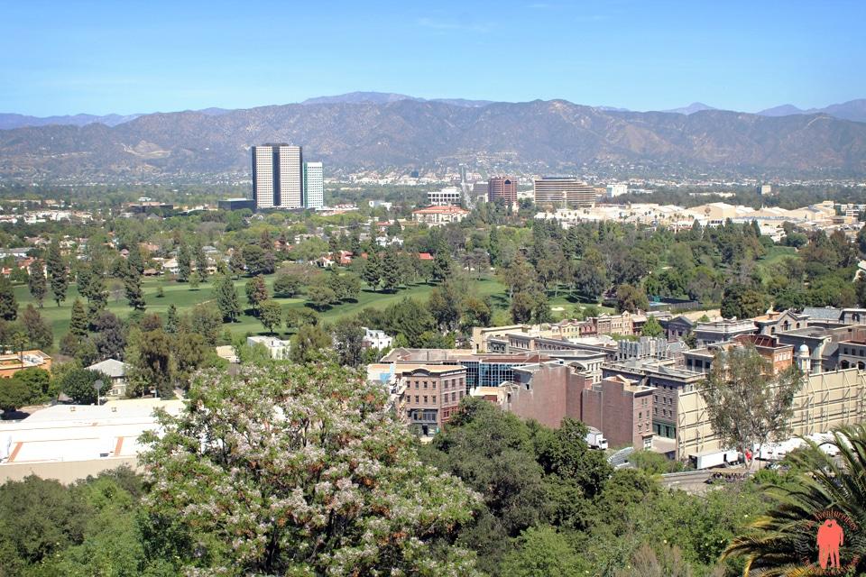 Studio Universal Los Angeles - Panorama