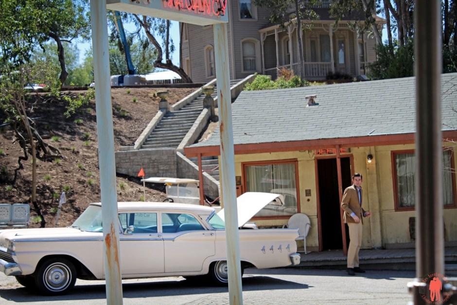 Universal Studio Los Angeles - Norman Bates Psycho