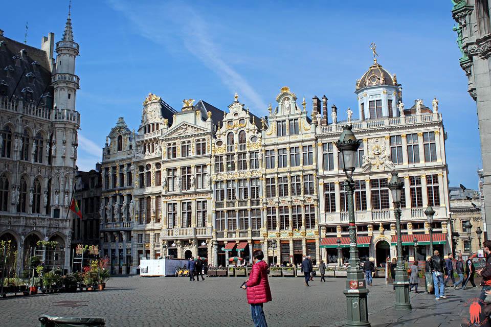 Que faire à Bruxelles - Grand Place Bruxelles