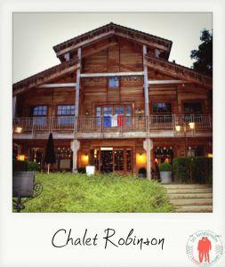 Le Chalet Robinson, Bois de la Cambre