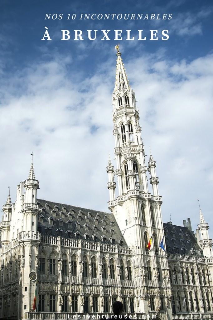 Que faire à Bruxelles - Nos 10 incontournables à Bruxelles