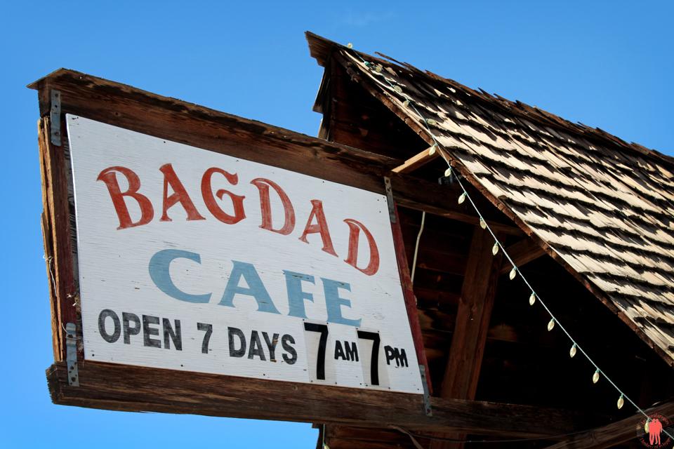 Route 66 - Bagdad Café