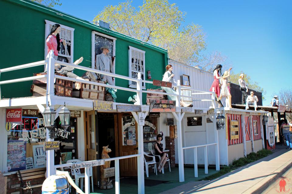 Route 66 - Rusty Bolt Shop