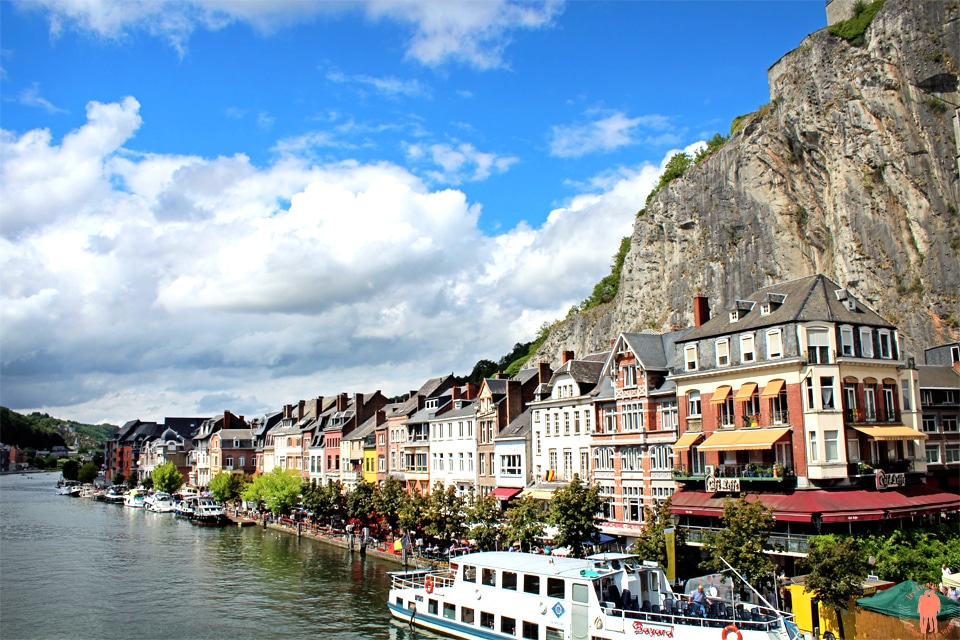 Visiter Dinant - Sur les bords de la Meuse