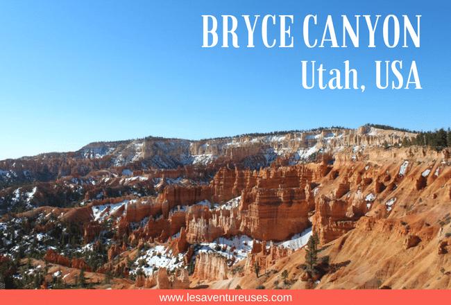 Bryce Canyon, Utah USA