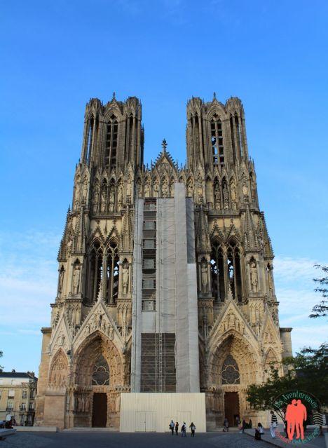 Visiter Reims - Cathédrale de Reims