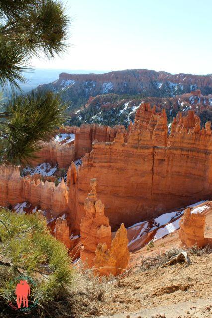 Hoodoo de Bryce Canyon, Utah