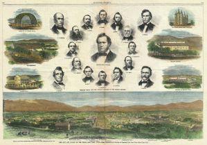 Illustration du Harper View 1886