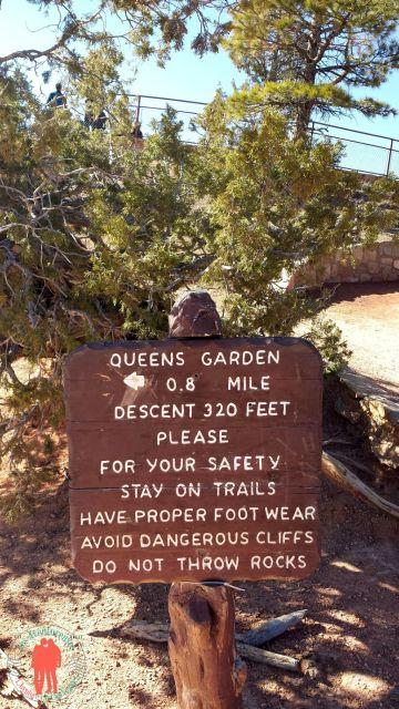 Queens Garden, Bryce Canyon