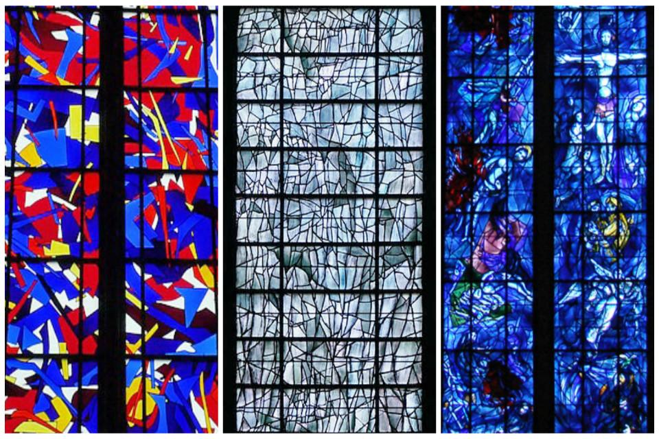 Visiter Reims - Vitraux Cathédrale de Reims