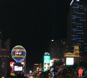 Bellagio, Paris, Exterieur Las Vegas