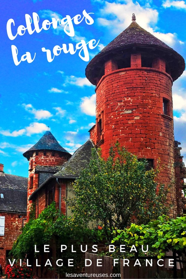 Collonges la rouge Illustration