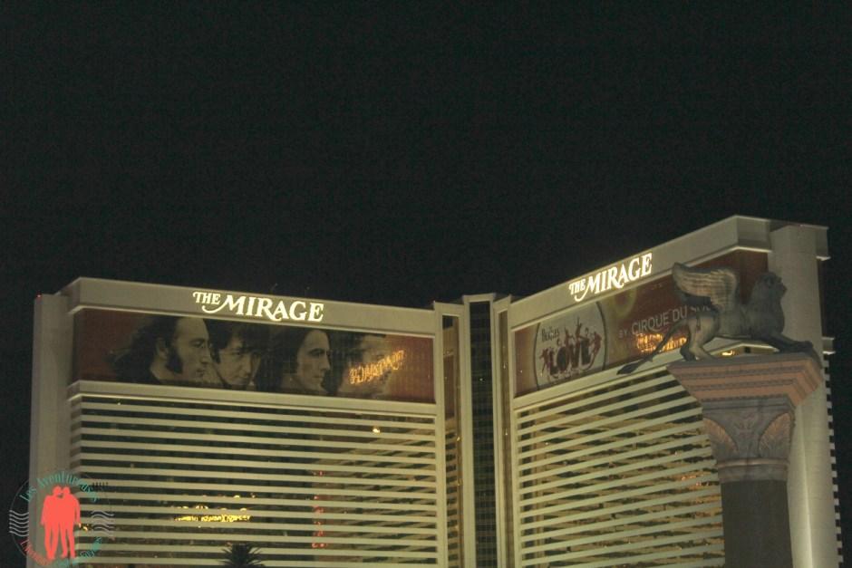 Le Mirage, Las Vegas