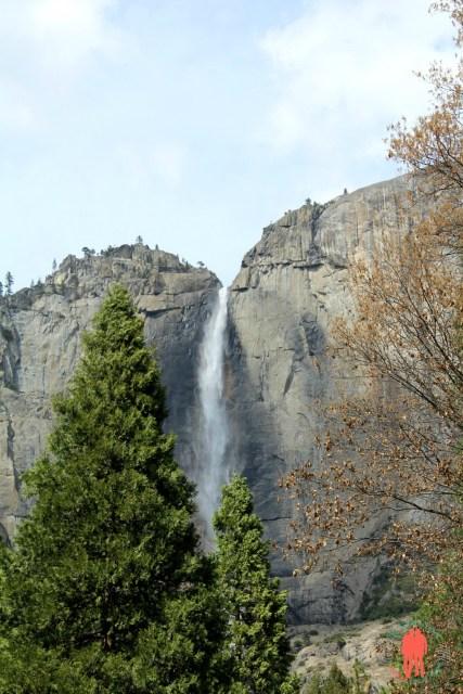 Falls in Love, Yosemite