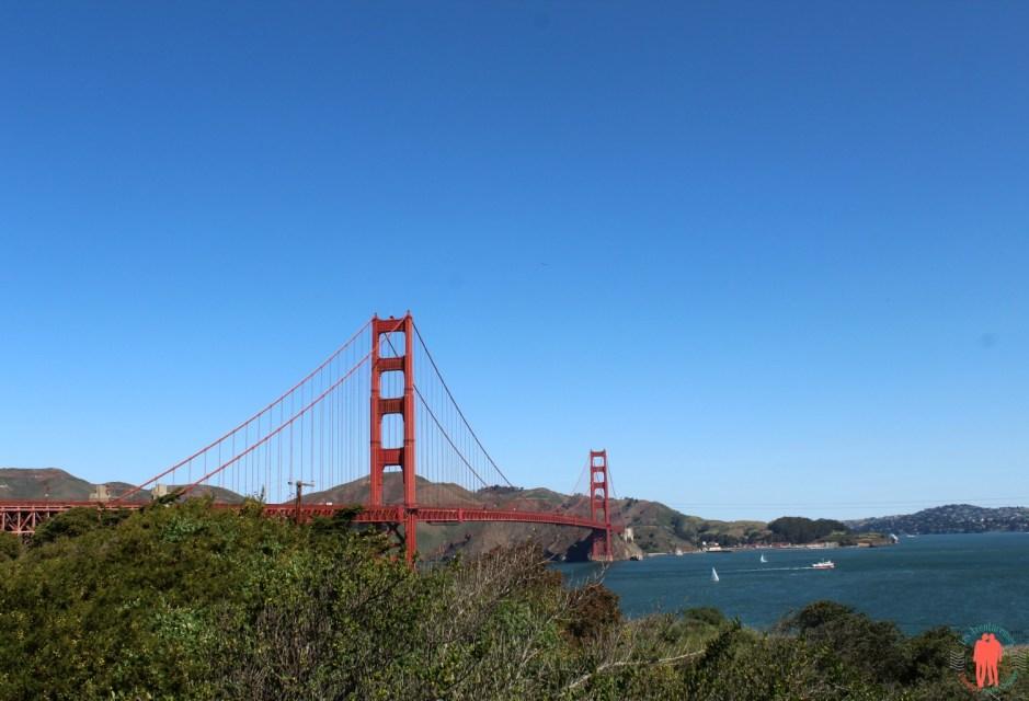 Baie de San Francisco, Golden Gate