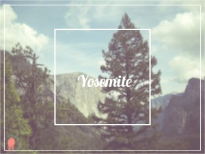 Parc National du Yosemite