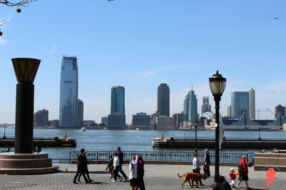 Marina Financial District, New-York