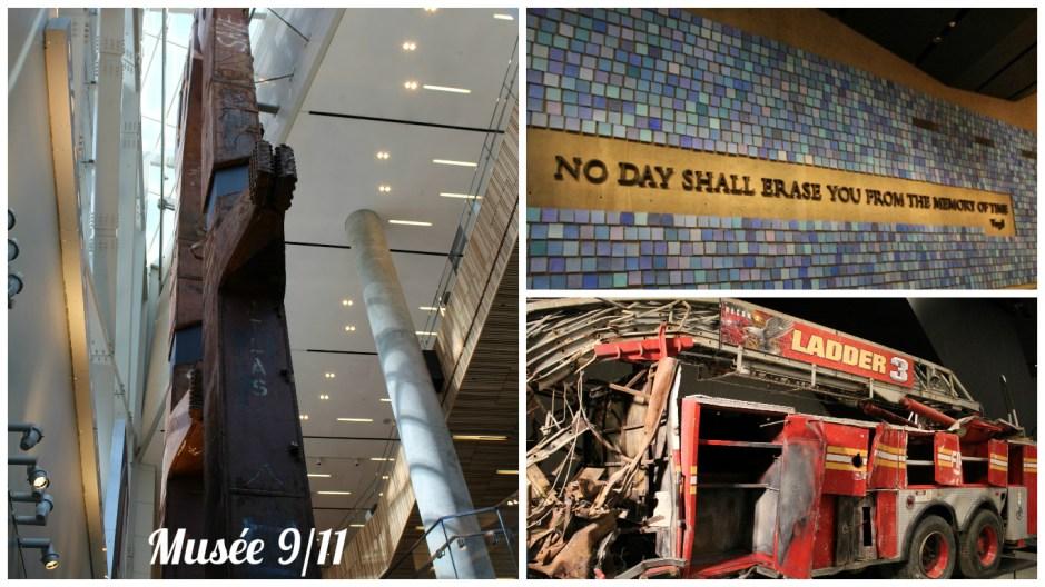 Musée 9/11, New-York