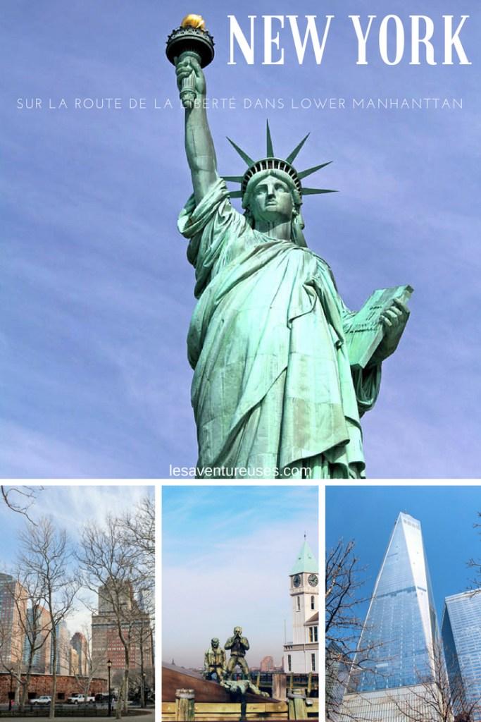 New york 2 un rendez vous avec la libert for Createur statue de la liberte