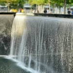 Chute d'eau, Memorial world trade center