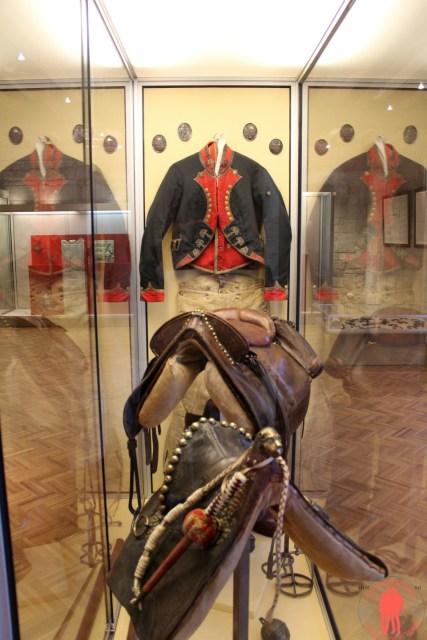 Visiter saumur Collection musée du cheval
