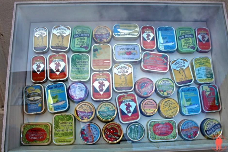boite sardine sainte maxime