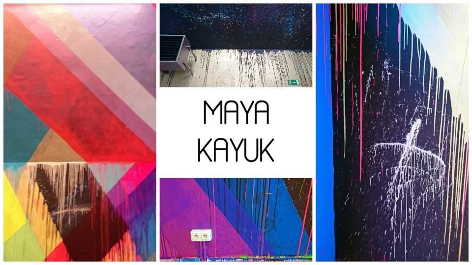 Maya Kayuk, City Lights MIMA