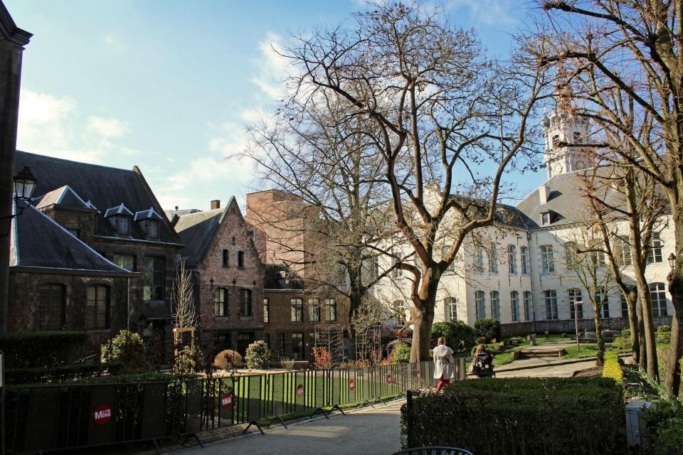 Mons Belgique Intérieur Hôtel de Ville 1