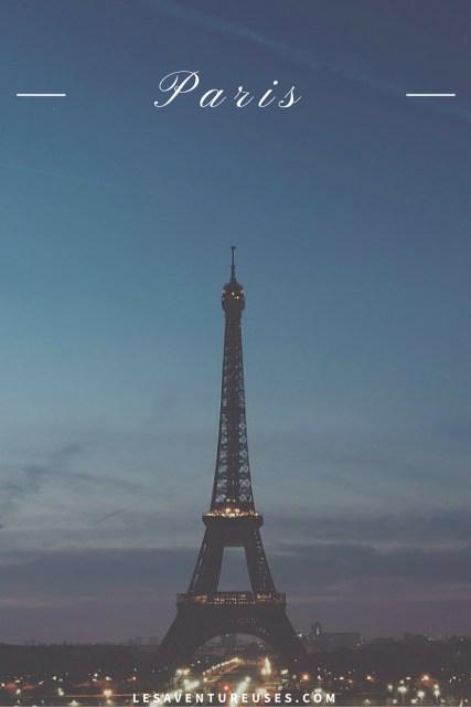 Cadeau pour la fête des mères - Week-end Paris
