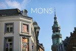Mons Belgique illustration