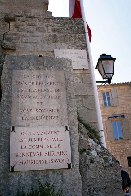 Les Baux de Provence - Bienvenue aux Baux