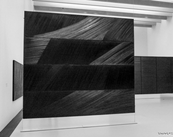 Visiter l'Averyon - Oeuvres Soulages Rodez