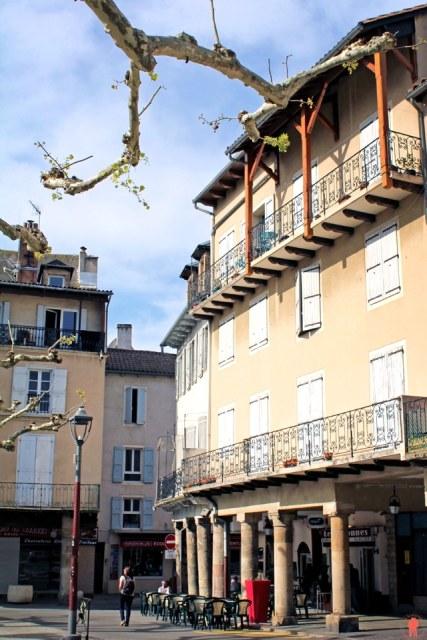 Visiter l'aveyron-Place-millau