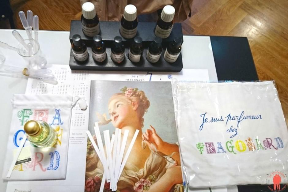 Atelier Apprenti Parfumeur - Musée du parfum