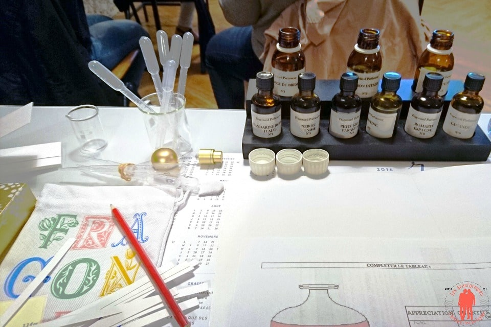 Atelier du Parfumeur Fragonard - Musée du Parfum 1
