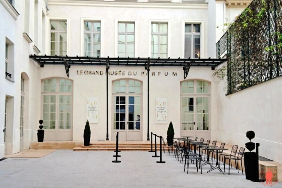 Grand musée du Parfum - Paris