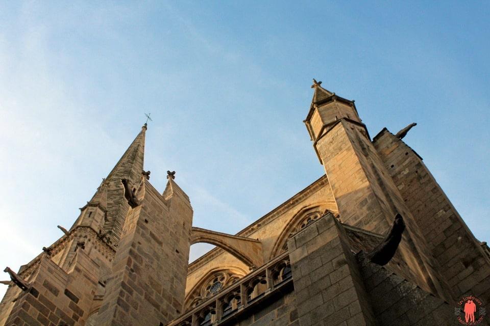 Eglise Saint Vincent à Saint-Malo 2 - Visiter Saint-Malo