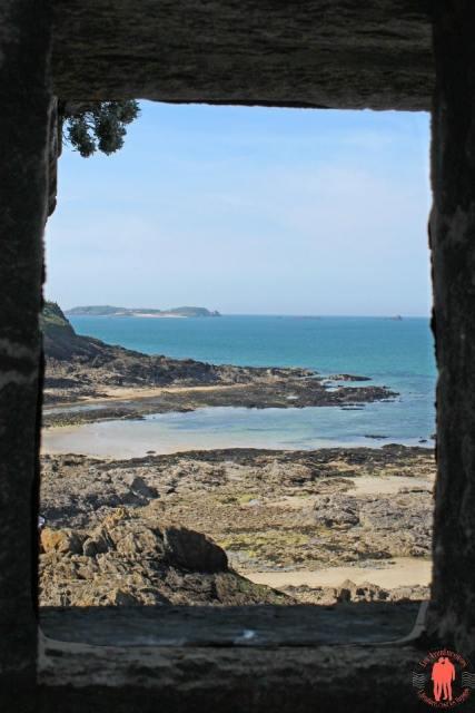 Fenêtre sur Saint-Malo - Visiter Saint-Malo