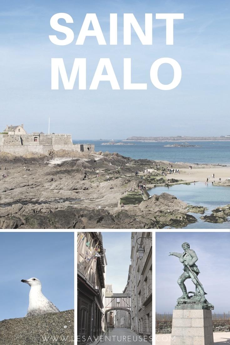 Visiter Saint-Malo | Bretagne | Côte d'Émeraude