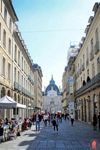 Rue de Rennes - Visiter Rennes