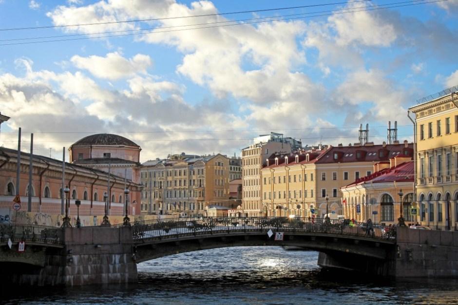 Visiter Saint-Pétersbourg - Les ponts 1