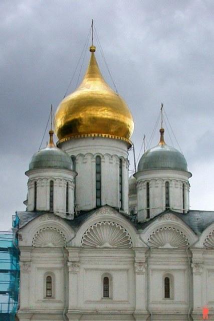 Visiter Moscou Kremlin Archange