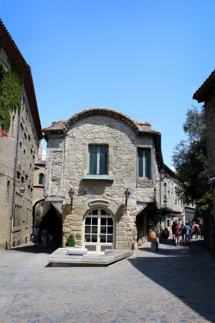 Ruelles Carcassonne