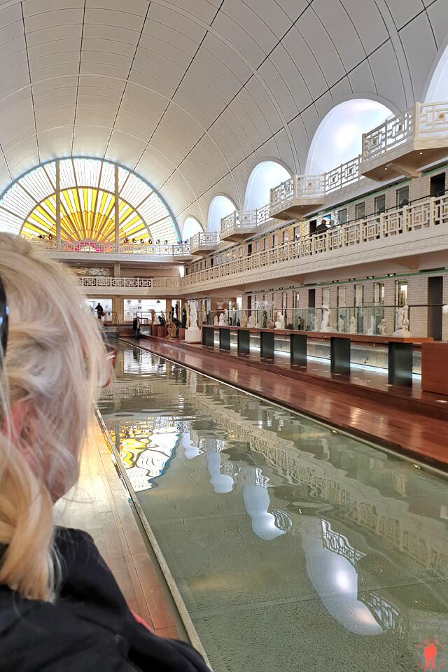 Bassin du musée de la piscine de Roubaix