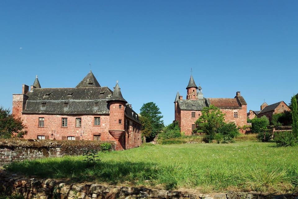Château de Vassinhac - Collonges La ROuge
