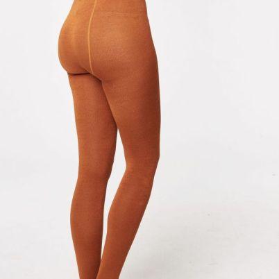 wac3202-britta-plain-bamboo-tights-burnt-orange-back-close-wac3202burntorange