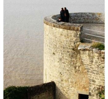 La Citadelle de Blaye à deux